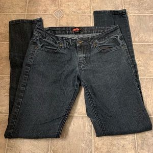 Forever 21 dark wash denim jeans